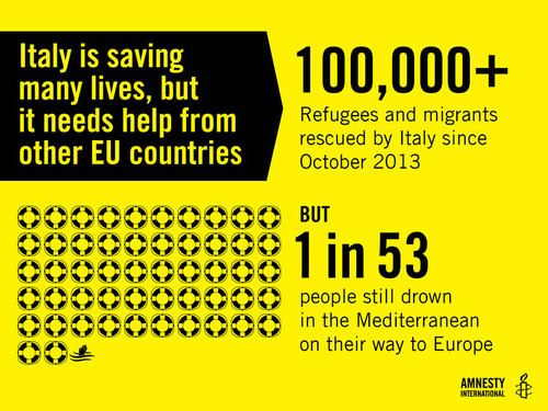 http://www.amnesty.org/en/news/death-toll-mediterranean-rises-while-europe-looks-other-way-2014-09-30